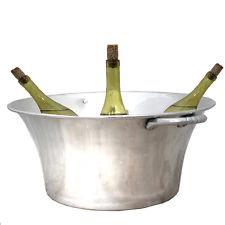 Provence Exclusives   Aluminum Party Bucket with stand