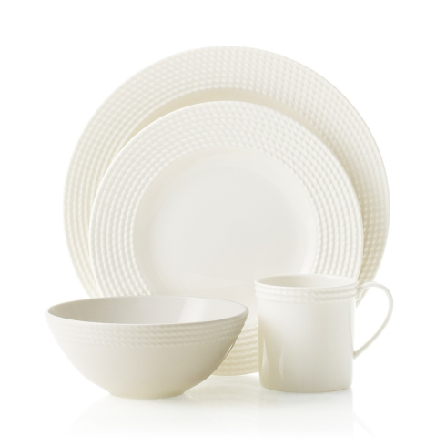 Kate Spade  Wickford Four Piece Place Setting $80.00
