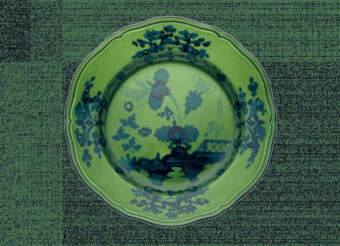 $95.00 Oriente Italiano Malachite Dinner Plate