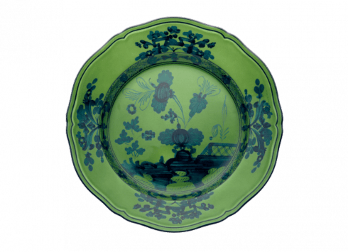 Ginori 1735   Oriente Italiano Malachite Dinner Plate  $95.00