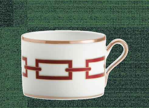 Richard Ginori 1735 Catene Scarlatto Tea Cup $167.00