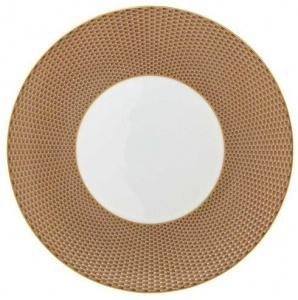 Raynaud Tresor Beige Dinner Plate collection with 1 products