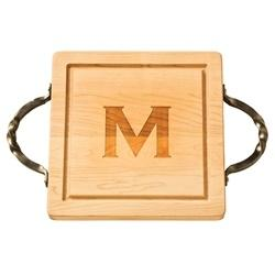 "$104.00 12"" Square Cutting Board"