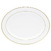 """Bernardaud  Palmyre Palmyre 13"""" Oval Platter $184.00"""