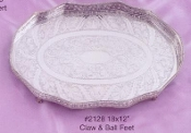 Michael Feinberg   Footed Tray $452.00