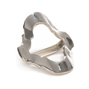 Tile Napkin Ring - Silver collection with 1 products