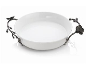 Black Orchid Pie Dish collection with 1 products