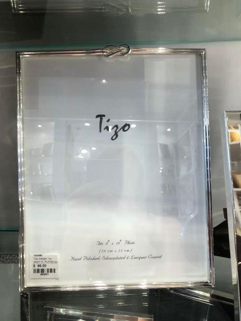 $96.00 Knot Silver Plates 8x10 Frame