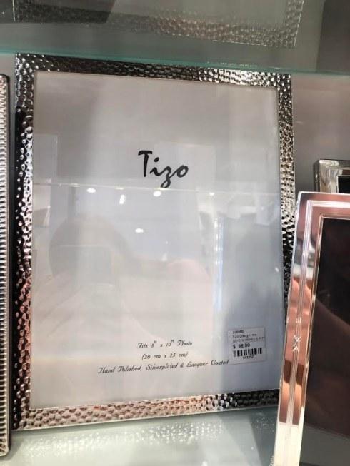 $96.00 Hammered Silver Frame