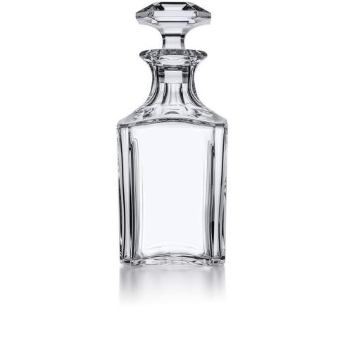 $750.00 Perfection Square Whiskey Decanter