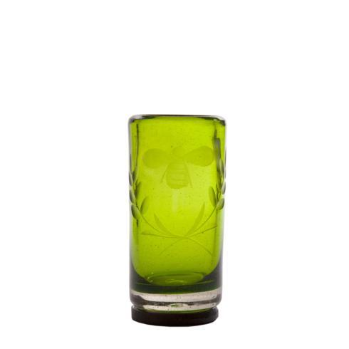 Wee Bee Vessel Shot Glass Green collection with 1 products