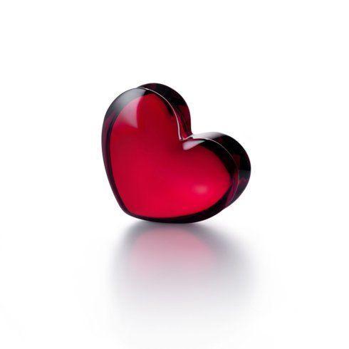 Zinzin Heart Red