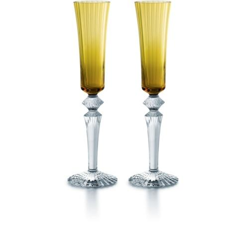 Baccarat   Mullie Nuits Flutissimo in Amber $600.00