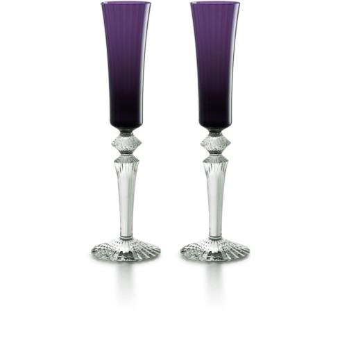 Baccarat   Millie Nuits Flutissimo in Purple $600.00