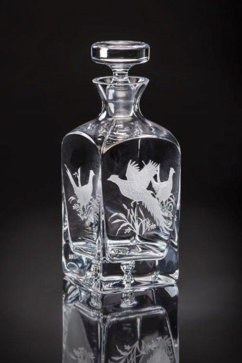 Pheasant Decanter