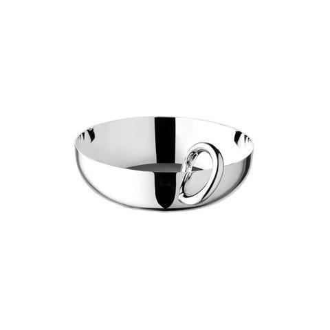 $380.00 Vertigo Silver- Plated Trinket Bowl