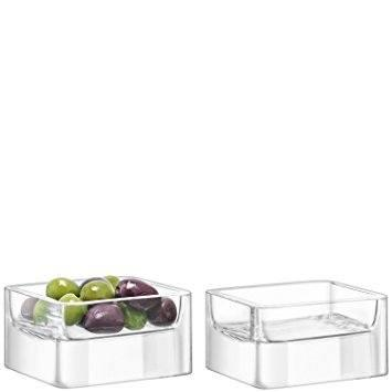 PS The Letter Exclusives   LSA International  Set of 2 Modular Serving Bowls $35.00