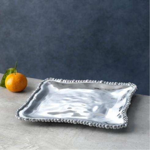 PS The Letter Exclusives   Beatriz Ball Nova Square Platter $88.00