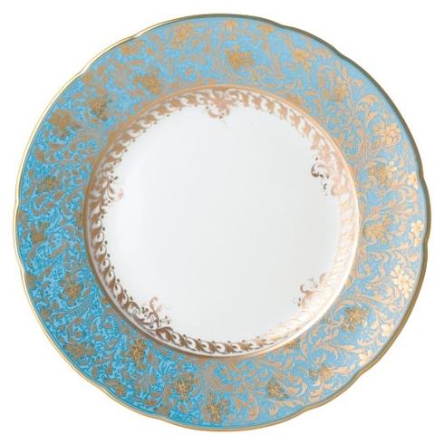 Bernardaud  Eden Turquoise  Eden Turquoise Salad Plate $206.00