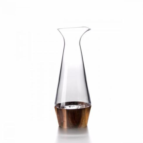 Ludlow Carafe With Wood Base collection with 1 products
