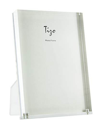 Tizo Designs   Lucite Frame 4x6 $78.00