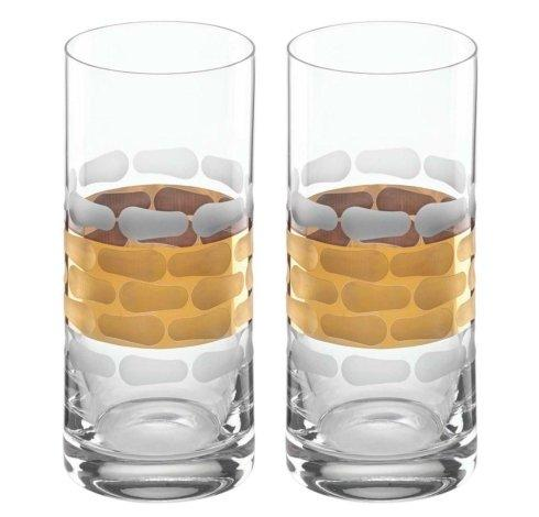 Michael Wainwright  Truro Gold Truro Gold Highball Set of 2 $85.00