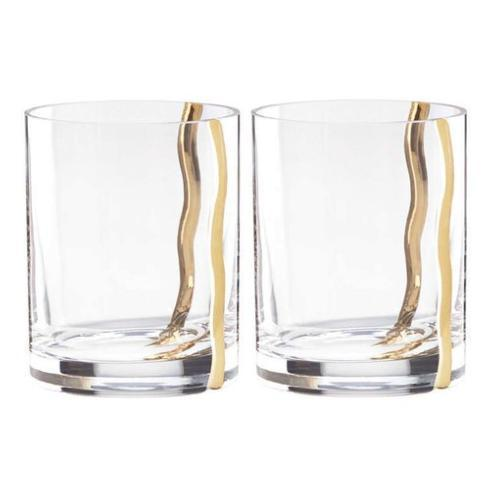 Mezza Double Old Fashioned Glasses Set of 2 collection with 1 products