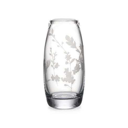 $215.00 Engraved Floral Vase