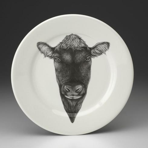 Laura Zindel Angus Bull Dinner Plate collection with 1 products