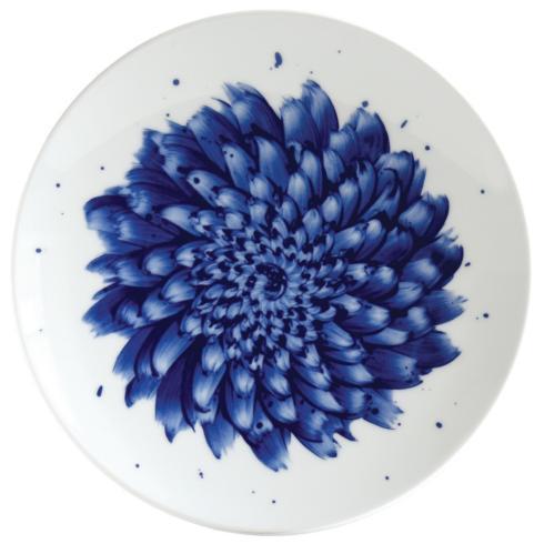 Bernardaud  In Bloom Coupe Salad Plate $54.00