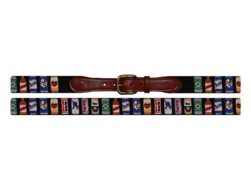 $165.00 Beer Cans Belt