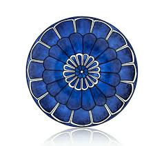 Hermes-Bleus d'Ailleurs Bread and Butter Plate collection with 1 products