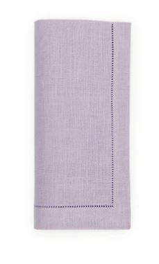 Set of 4 Lavender Napkins
