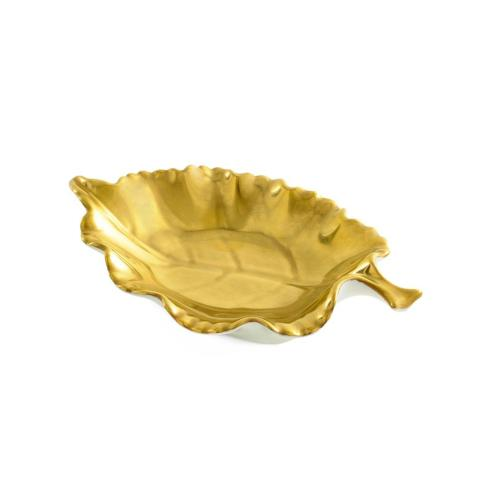 Corrine Gold Leaf Dish collection with 1 products
