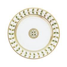 Bernardaud Constance Constance Green  Dinner Plate  $157.00