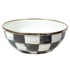 $38.00 Courtly Check Everyday Bowl