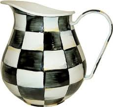 Courtly Check Pitcher collection with 1 products