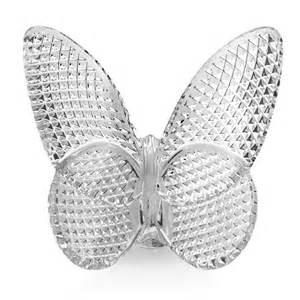 Baccarat  Papillon Lucky Butterflies Diamant Clear Butterfly $160.00