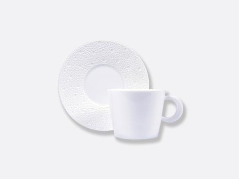 Bernardaud  Ecume Tea Cup and Saucer  $0.00