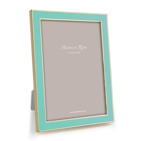 $65.00 5x7 Blue and Gold Frame