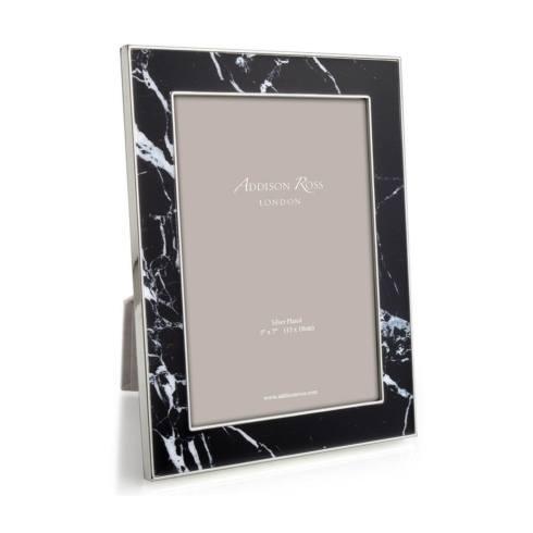 Addison Ross  5x7 Frames Black Marble 5x7 Frame  $78.00