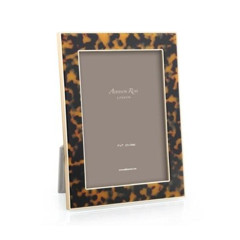 Faux Tortoiseshell and Gold Frame  collection with 1 products