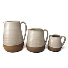 Farmhouse Pottery - Farmers Pitcher Large collection with 1 products