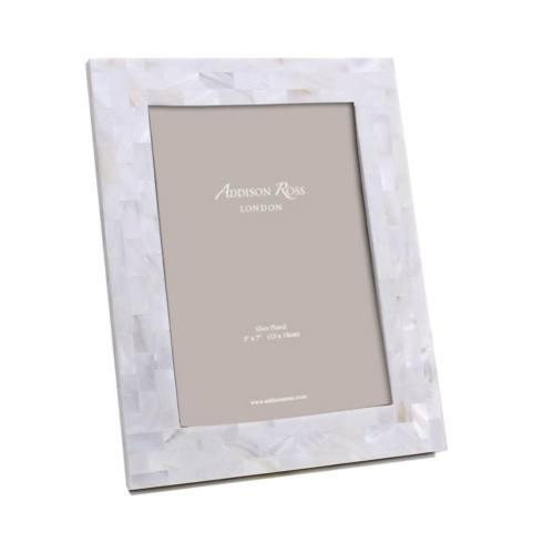 Addison Ross  5x7 Frames Mother of Pearl Frame 5X7 $70.00