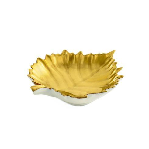 Vine Gold Leaf Dish collection with 1 products