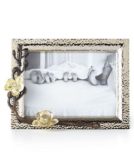 PS The Letter Exclusives   Michael Aram Gold Orchid Frame 4x6 $100.00