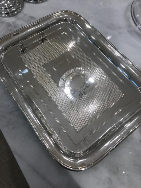 Corbell and Company Hotel silver Tray collection with 1 products