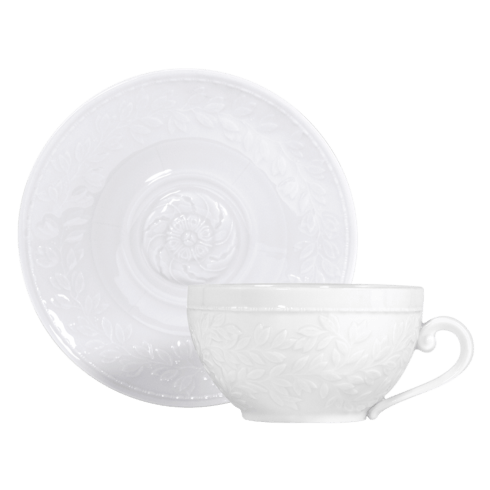$119.00 Jumbo Breakfast Cup and Saucer