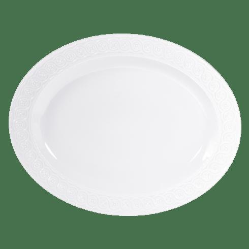 """Bernardaud  Louvre Oval Platter 15"""" $219.00"""