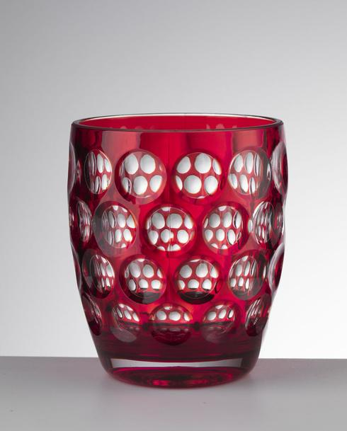 Mario Luca Giusti  Lente Red Tumbler collection with 1 products
